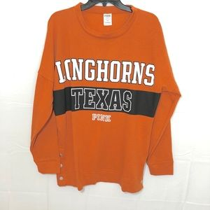 PINK Victoria's Secret University of Texas Shirt